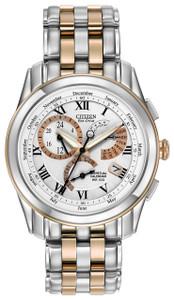 Citizen Calibre 8700 Eco-Drive Perpetual Calendar Watch BL8106-53A