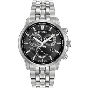 Citizen Calibre 8700 Eco-Drive Sapphire Crystal Watch BL8140-55E
