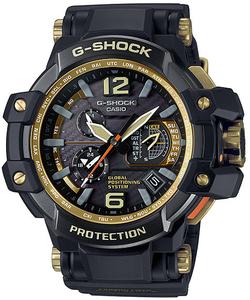 G-Shock Gravitymaster Premium GPS Hybrid Solar Gold Watch GPW-1000GB-1AER