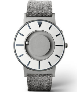 Eone Bradley Braille Tactile Watch For Blind Compass Graphite