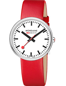 Mondaine Mini Giant Ladies' Classic Watch A763.30362.11SBC