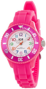 Ice-Watch for Children Ice Mini Pink Watch MN.PK.M.S.12