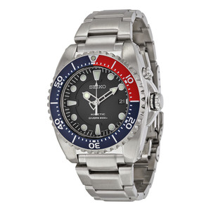 Seiko Prospex Mens Kinetic Powered Divers Watch SKA369P1