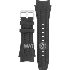 Police Genuine Replacement Watch Strap Leather For 13891JS/04 With Pins