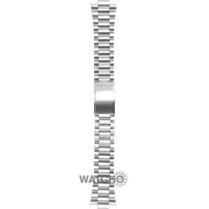 Seiko Genuine Replacement Watch Strap Stainless Steel For SNX801