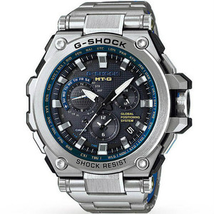 G-Shock MTG Hybrid GPS Solar Powered Watch MTG-G1000D-1A2ER