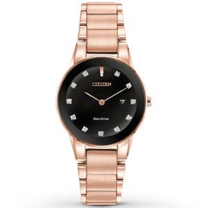 Citizen Ladies Axiom Diamond Watch GA1058-59Q