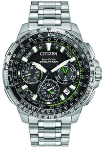 Citizen Promaster Navihawk GPS Satellite Wave Watch CC9030-51E
