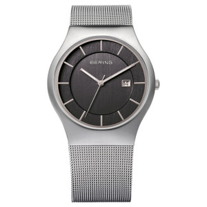 Bering Mens Classic Mesh Watch 11938-002