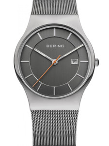Bering Mens Classic Mesh Watch 11938-007