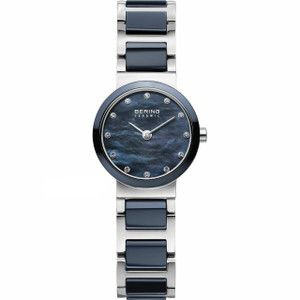 Bering Ladies Ceramic Crystal Watch 10725-787