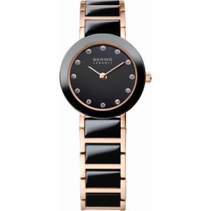 Bering Ladies Ceramic Crystal Watch 11422-746