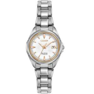 Citizen Titanium Ladies Watch EW2410-54A