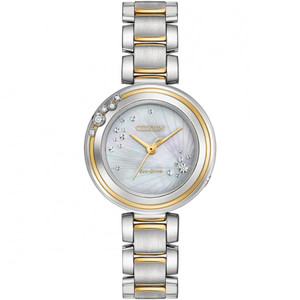 Citizen L Carina Diamond Ladies Eco Drive Watch EM0464-59D