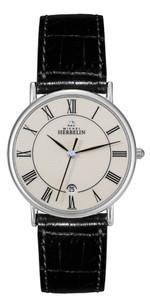 Michel Herbelin Mens Classic Sonates Strap Watch 12443/S08