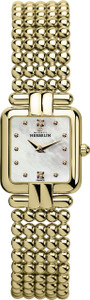 Michel Herbelin Ladies Perle Watch 17473/BP59