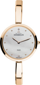 Michel Herbelin Ladies Scandinave Watch 17411/BPR19
