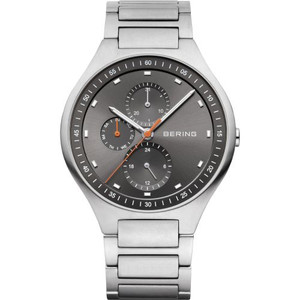 Bering Mens Titanium Classic Watch 11741-702