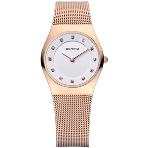 Bering Ladies Classic Rose Gold Watch 11927-366