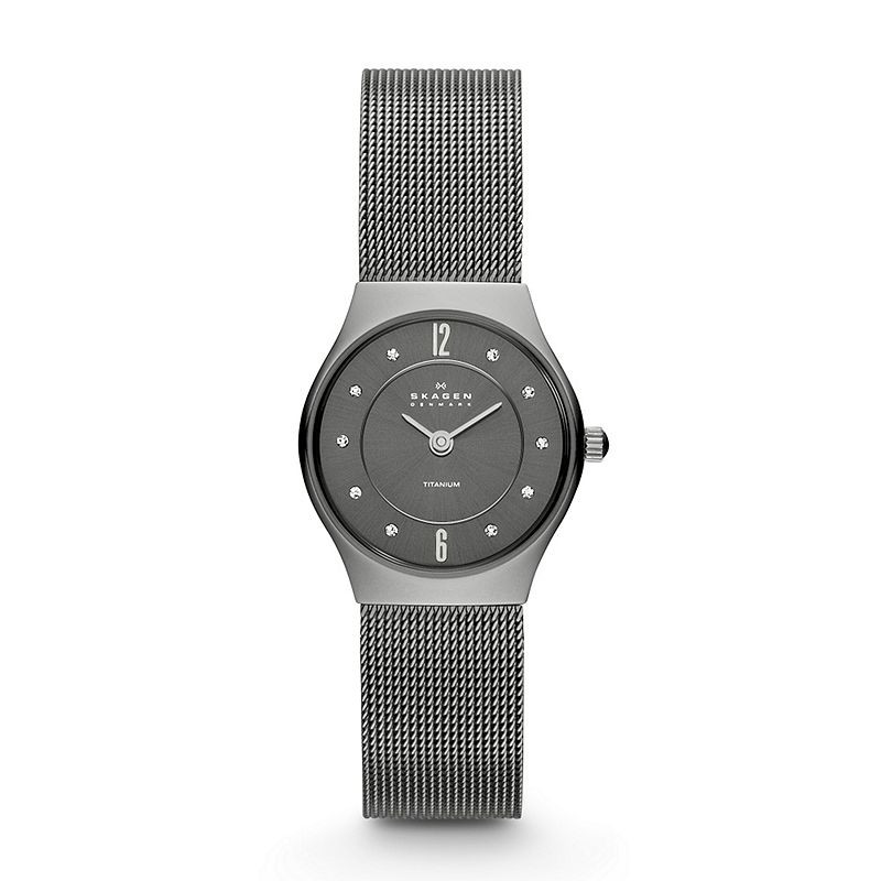 Watch Review - Skagen 233XSTTM Ladies Titanium Grey Watch