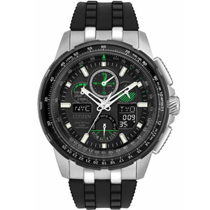 Citizen Mens Skyhawk Radio Controlled Eco Drive Watch JY8051-08E