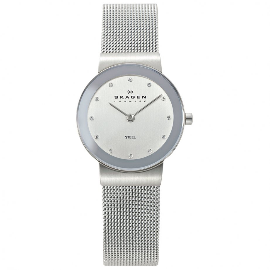 Watch Review - Skagen 358SSSD Ladies Classic Silver Watch