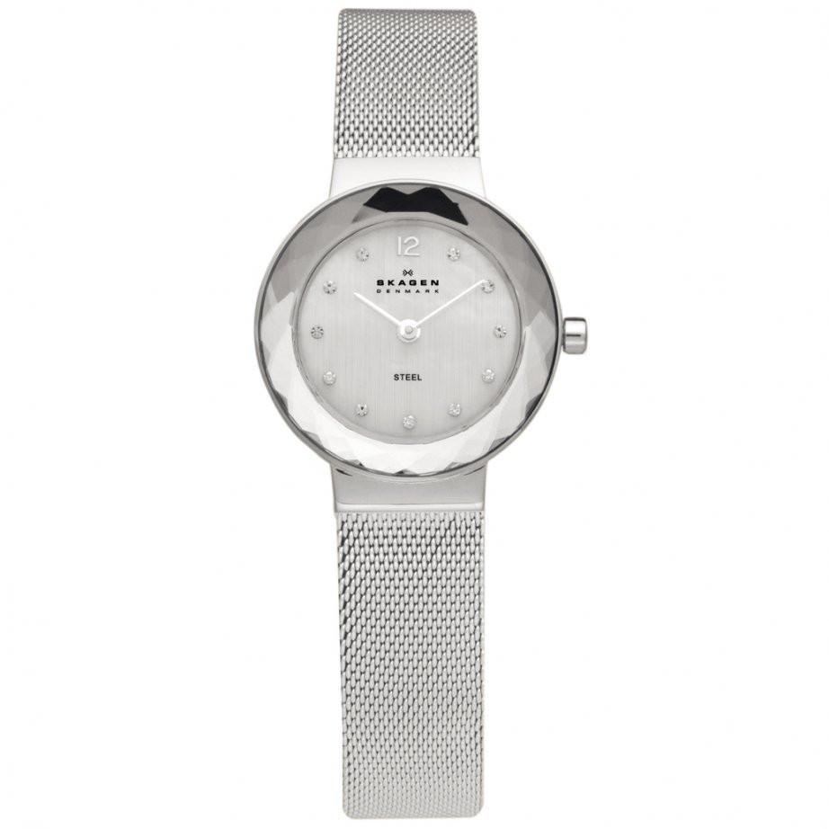 Watch Review - Skagen 456SSS Ladies Silver Watch
