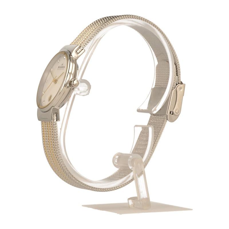 Watch Review - Skagen 355SSGS Ladies Two-Tone Watch