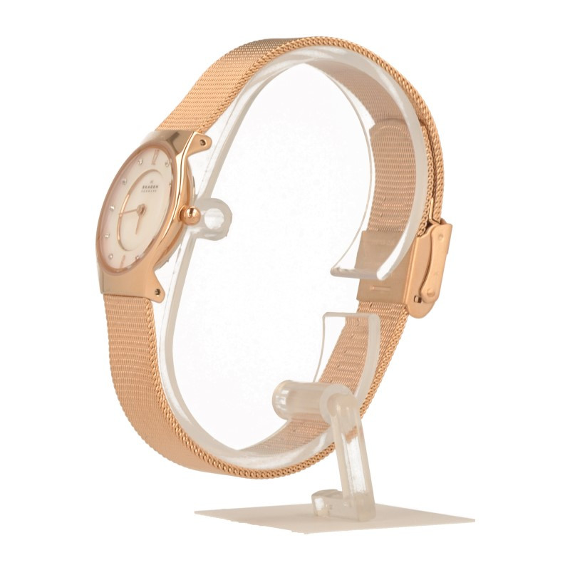 Watch Review - Skagen 233XSRR Ladies Rose Gold Watch