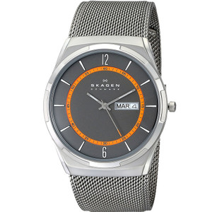 Skagen Men's Aktiv Titanium Grey Watch SKW6007