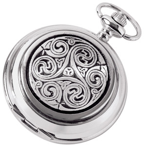 Woodford Full Hunter Pocket Watch With Engraving Option 1872
