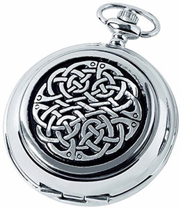 Woodford Skeleton Full Hunter Pocket Watch With Free Engraving 1873