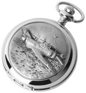 Woodford Skeleton Full Hunter Pocket Watch With Engraving Option 1892