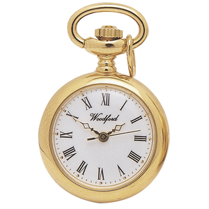 Woodford Pendant Watch With Free Engraving 1203