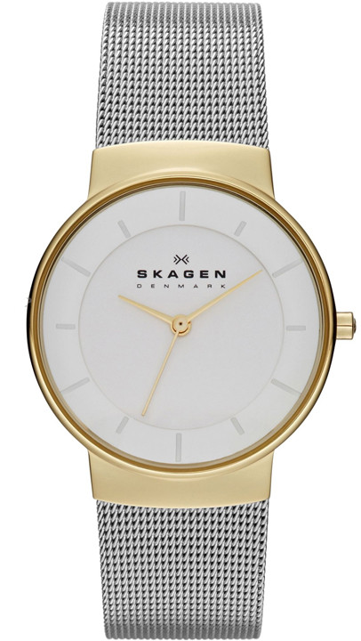 Product Review - Skagen Ladies Two-Tone Watch SKW2076