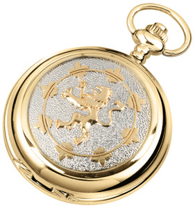 Woodford Skeleton Full Hunter Pocket Watch With Free Engraving 1944