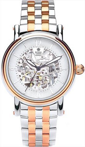 Royal London Mens Automatic Two Tone Watch 41150-05