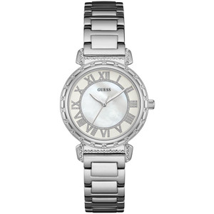 Guess Ladies South Hampton Mother Of Pearl W0831L1