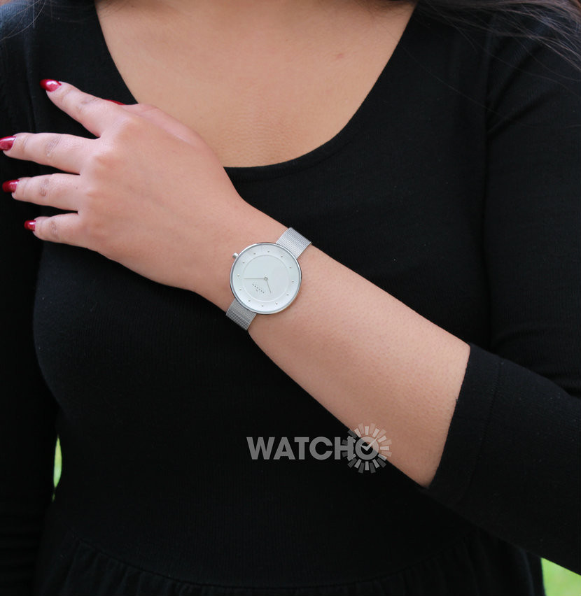 Watch Review - Skagen SKW2140 Ladies Classic Silver Watch