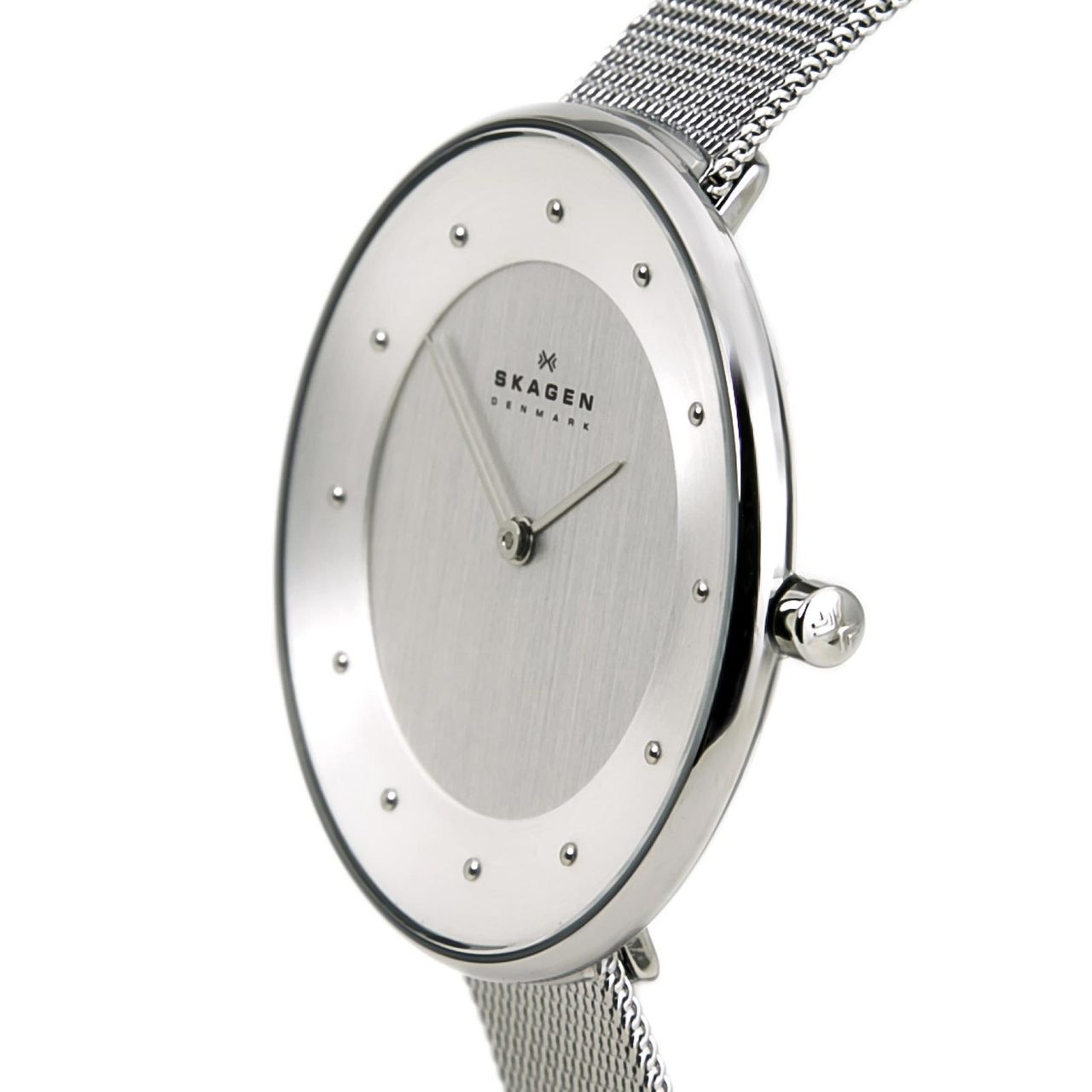 Watch Review - Skagen SKW2140 Ladies Silver Watch