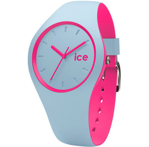 Ice-Watch Unisex Duo Blue Pink Watch DUO.BPK.U.S.16