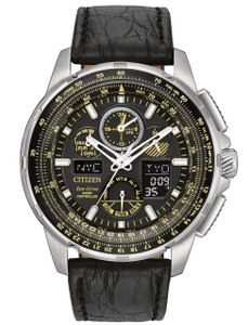 Citizen Men's Skyhawk Limited Edition Radio Controlled Eco-Drive Watch JY8057-01E