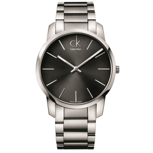 Calvin Klein Men's City Stainless Steel Bracelet Watch K2G21161