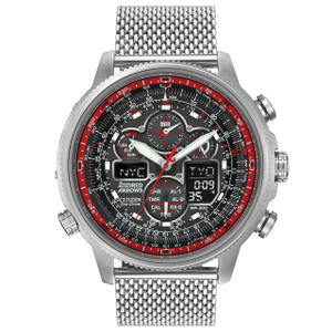 Citizen Navihawk A-T Limited Edition Red Arrows Watch JY8039-54E