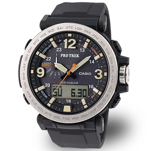 Pro Trek Solar Powered Triple Sensor Watch PRG-600-1ER