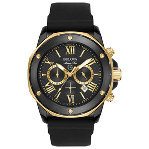 Bulova Marine Star Men's Chronograph Watch 98B278