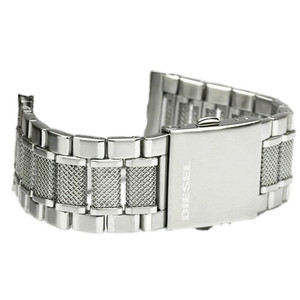 Diesel Genuine Replacement Stainless Steel Bracelet For DZ1370 With Free Pins