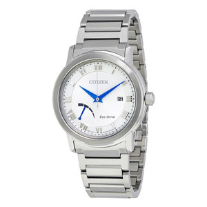 Citizen Mens Eco Drive Power Reserve Watch AW7020-51A