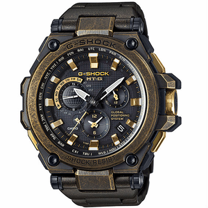 G-Shock MTG Hybrid GPS Solar Powered Watch MTG-G1000BS-1AER