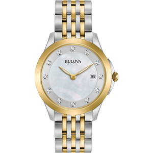 Bulova Ladies Watch 98S161